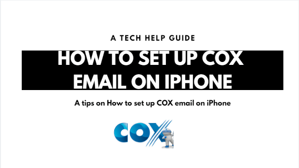 setup-cox-email-on-iphone