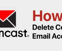 How To Delete A Comcast Email Account?