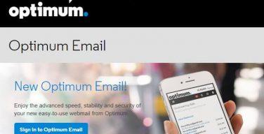 optimum-email-settings