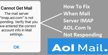 imap.aol-not-responding