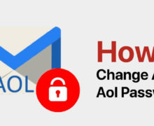 How to Change AOL Email Password and Create a Strong Password?