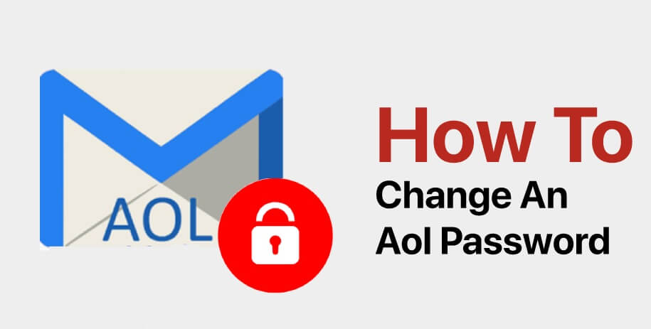 change-AOL-email-password