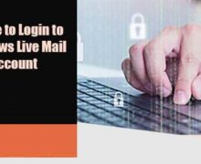 Unable to login to Windows Live Mail Account?