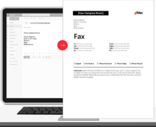 How to Send Fax From Email Outlook?