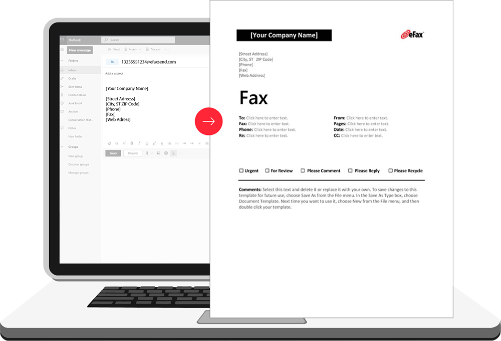 Send-Fax-From-Email-Outlook