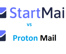StartMail vs ProtonMail